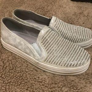 Sparkly Skechers